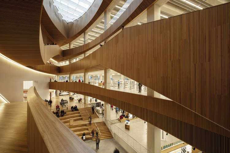 Wood Design & Building Award Winners Announced, Courtesy of Wood Design & Building