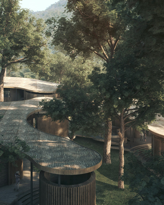 7 Winning Unbuilt Projects Submitted by our Readers, Courtesy of KÂAT Architects