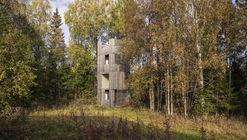 Mini House Hurdal / Negrini Lindvall Architettura