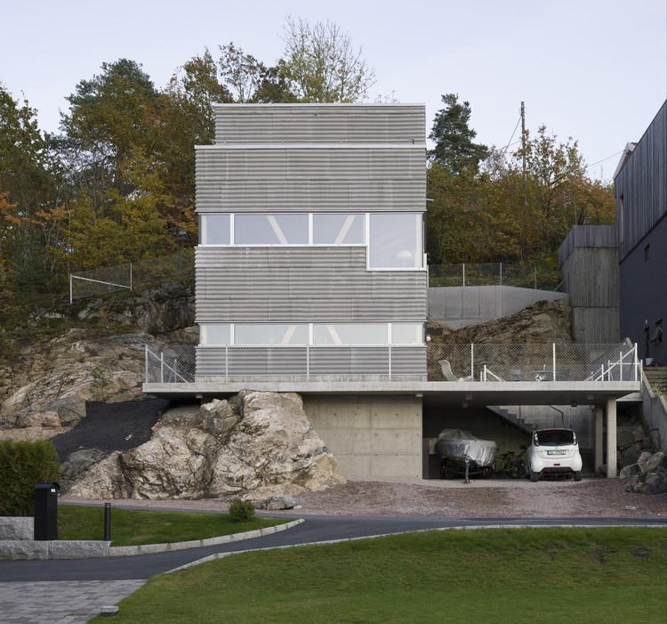 Villa Oreveien / Lie Øyen Arkitekter, © Hampus Berndtson