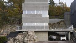 Villa Oreveien / Lie Øyen Arkitekter