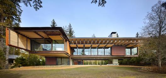 Whistler Ski House / Olson Kundig