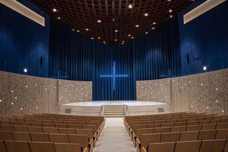 The Sacred Auditorium / Atelier Maison, © Alexandra Pace