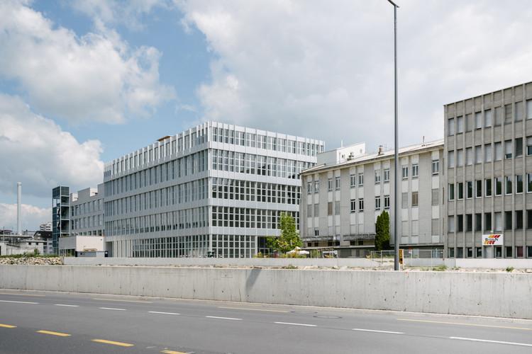 744 Viscosistadt Arts and Design Department Building / Harry Gugger Studio, © Florian Amoser