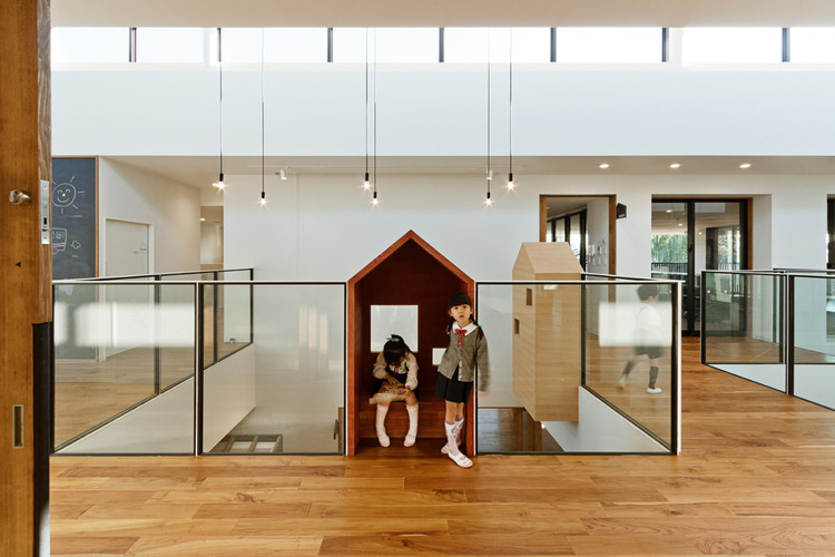 © Studio Bauhaus. Image AN Kindergarten / HIBINOSEKKEI + Youji no Shiro