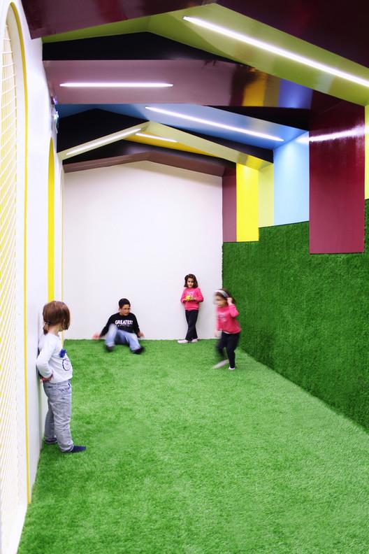 Courtesy of estúdio AMATAM. Image Kalorias - Children's Space / Estúdio AMATAM
