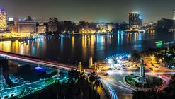 Living Pedestrian Bridge Over The Nile Competition
