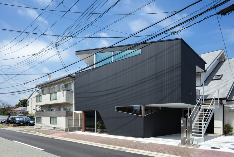 3 in 1 House / Satoshi Toda Architects, © Yohei Sasakura
