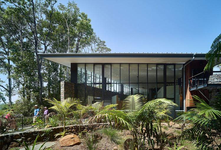 Biophilic Design in Prisons, ary Cairncross Scenic Reserve © Scott Burrows Photography