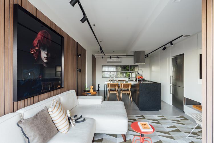 Apartamento ReG / Maycon Altera, © Cristiano Bauce