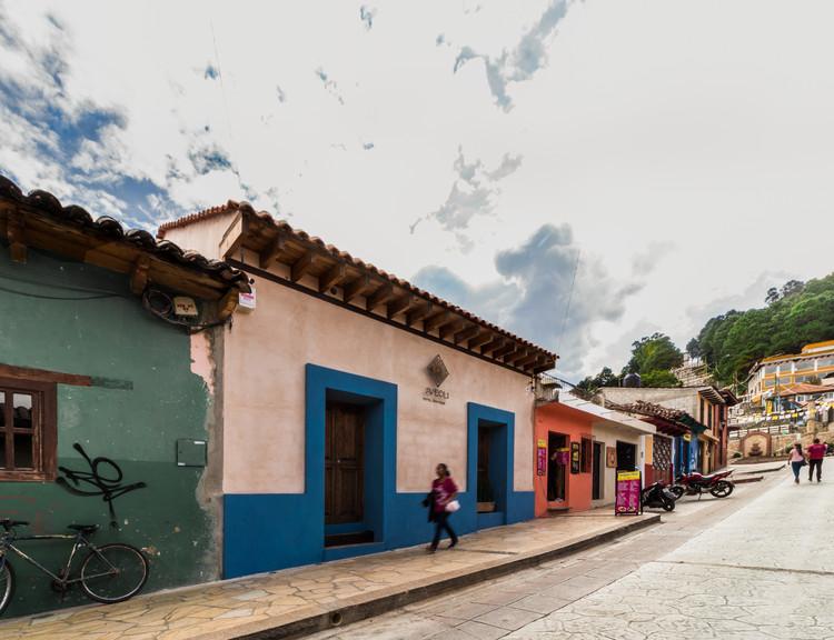 Hotel Aveoli / Apaloosa Estudio de Arquitectura y Diseño + Valdez Arquitectos, © Carlos Berdejo Mandujano