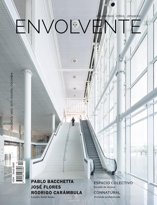 Convocatoria de artículos: Revista Envolvente, Portada número cinco de Revista Envolvente