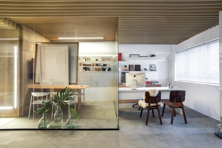 Escritório GCA / Gabriela Casagrande Arquitetura, © Eduardo Macarios