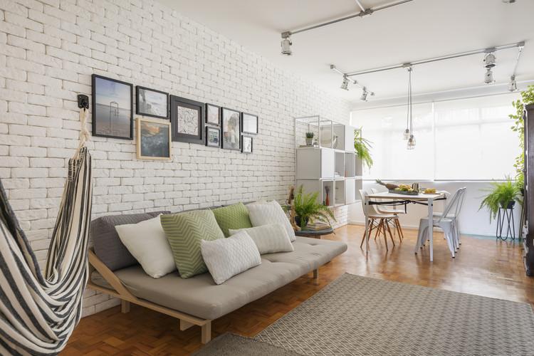 Apartamento Patricia de Palma / SP Estúdio, © Rafael Renzo