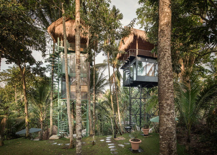 Lift Treetop Boutique Hotel / Alexis Dornier, © KIE
