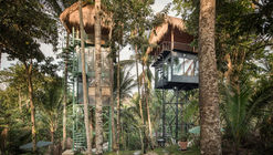 Hotel Boutique Lift Treetop / Alexis Dornier