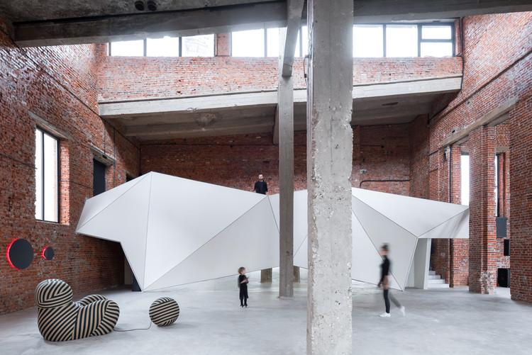 Archi Loft / Geometrix Design, © Ilya Ivanov
