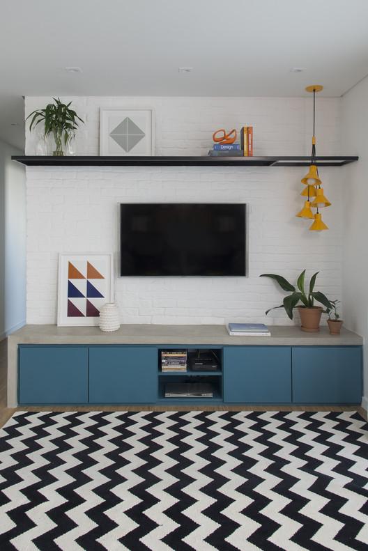 Apartamento Tuiuti / SP Estúdio, © Caca Bratke