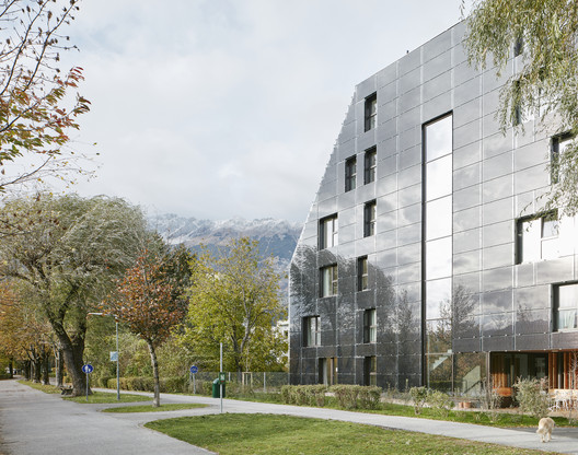 House for Psychosocial Care and Living / Fügenschuh Hrdlovics Architekten