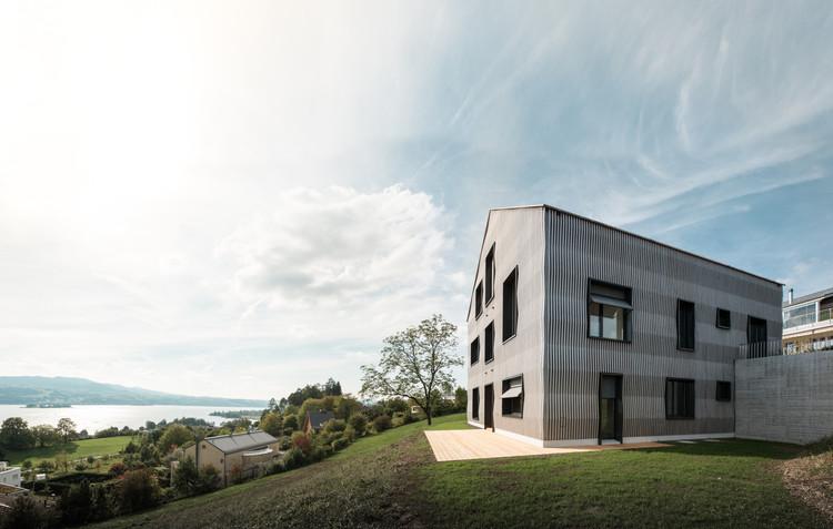 MFH Hungerbühlweg House  / AERO Architekten, © Till Forrer