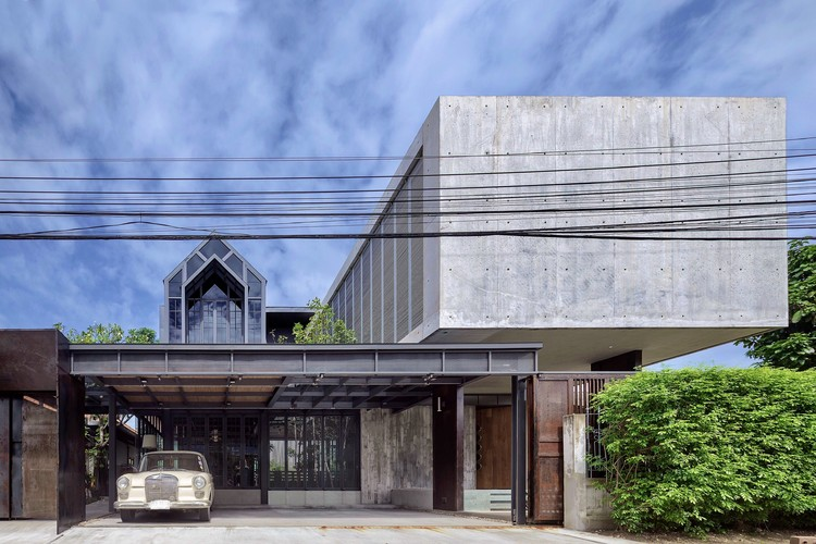 Artisan House / Proud design, © Room magazine, Thailand
