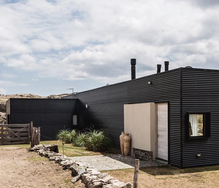 Casa Pamba / Mariana Palacios.  Imagen © Gonzalo Viramont