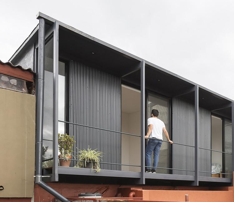 Vivienda PH / FRAM arquitectos + JES.  Imagen © Fernando Shapochnik