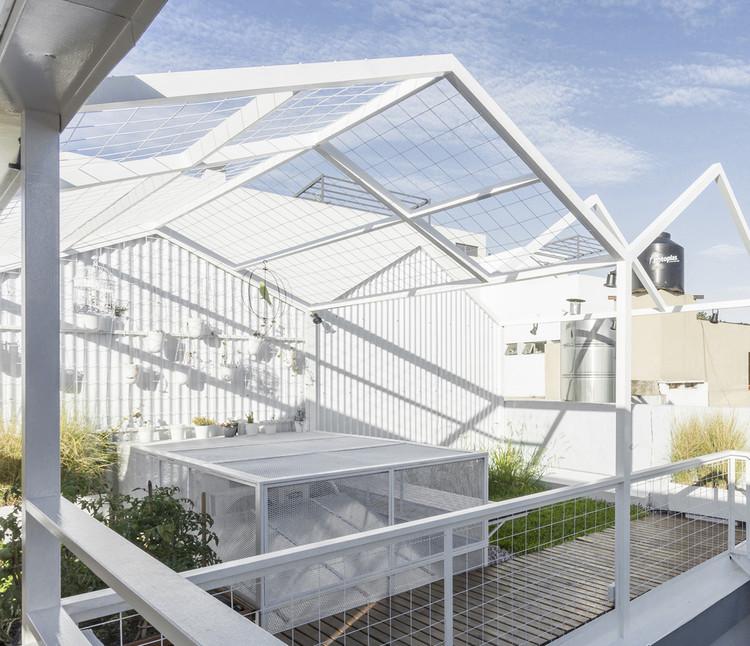 Mg / Marantz Arquitectura.  Imagen © Fernando Shapochnik