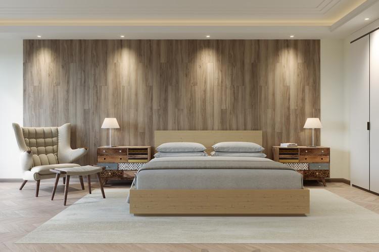 Revestimientos de madera para paredes y muebles interiores: ¿cómo elegirlos?, Cortesía de Arauco