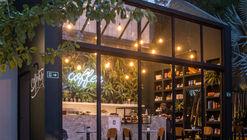Cafeteria Coffeetown / TRPC Arquitetos