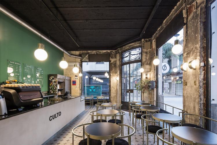 Culto Café / Taller Capitán, © Marcos Guiponi