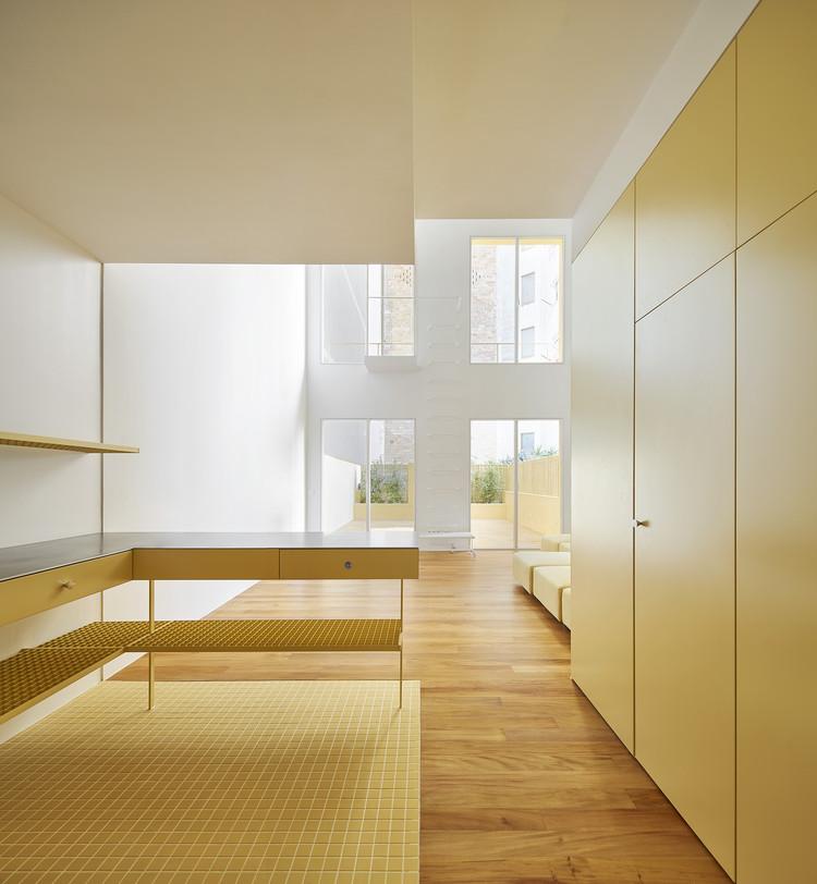 Duplex em Sant Gervasi / ARQUITECTURA-G, © José Hevia
