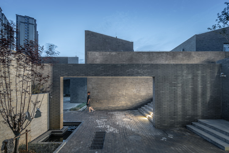 Scientific Research Innovation Zone of Shandong Youth Political College / SAU+ ShanDong Jianzhu University, © Xufeng Cui