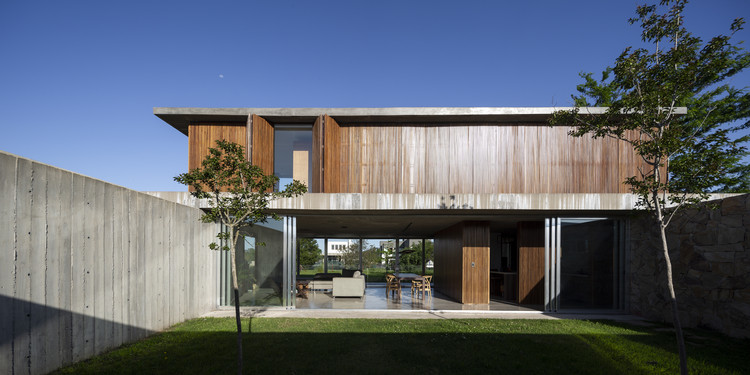 Casa L224 / Felipe Gonzalez Arzac, © Javier Agustín Rojas