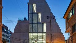 Edifício Residencial Treehouse / Bo-DAA