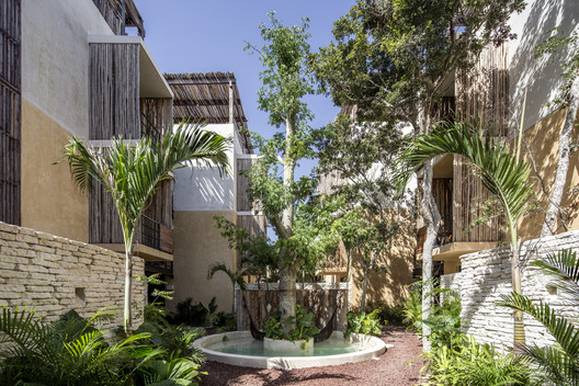 Tribu Apartments / Arista Cero