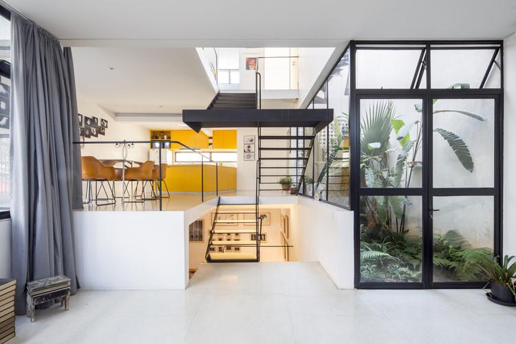 Arquitetura brasileira: 15 soluções de escadas, © Joana França