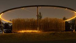 Pabellón Yap Constructo 8 La Luz del Cochayuyo / Domingo Arancibia Tagle