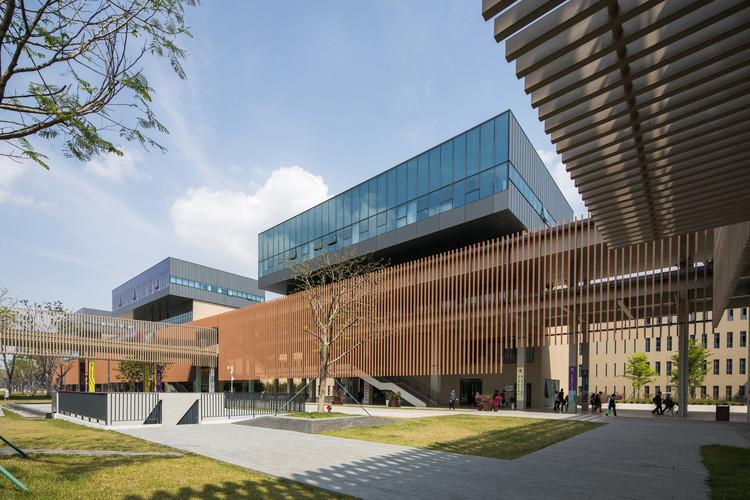 Chinese University of Hong Kong, Shenzhen Campus / Rocco Design Architects Associates + Wang Weijen Architecture + Gravity Partnership, Courtesy of Rocco Design Architects Associates