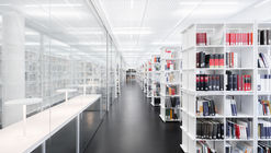 University Library Cologne / ANDREAS SCHÜRING ARCHITECTS