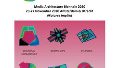 Media Architecture Biennale 2020 in Amsterdam