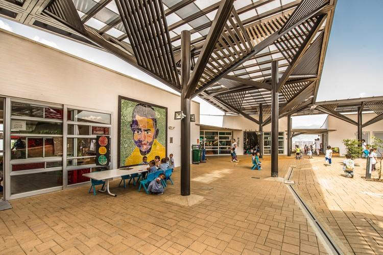Arquitectura para la educación de la primera infancia: Jardines infantiles y preescolares en Colombia, © Vásquez Villegas Fotografía