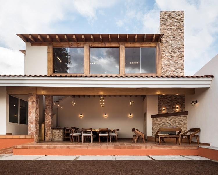 Cabaña Dipisur / Difracción Arquitectos, © César Béjar