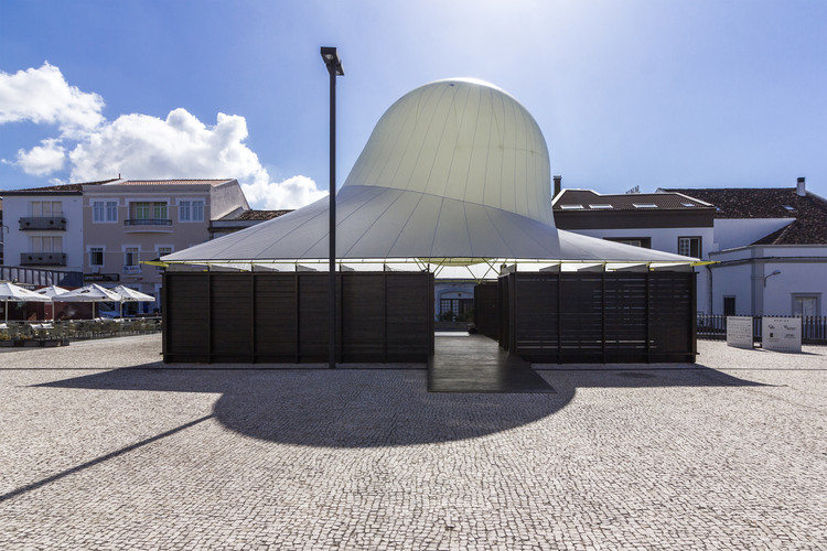 Walk&Talk Arts Festival Pavilion 2020 - Architecture Competition, Temporary Pavilion Walk&Talk 2019 / GA estudio + ArtWorks / Photo Mariana Lopes