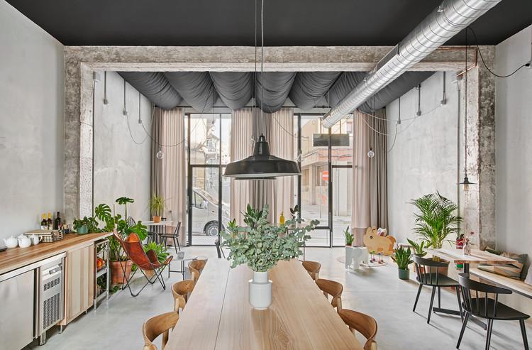 Roquet Café / NUA Arquitectures, © José Hevia