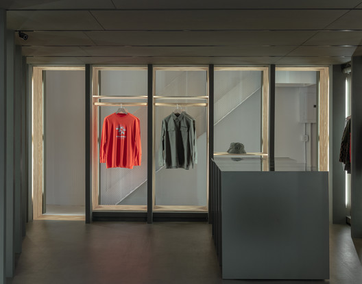 Maharishi Tribeca Shop / Abruzzo Bodziak Architects