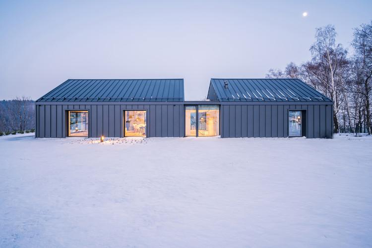 House in the Mountains / Kropka Studio, © Maciej Lulko