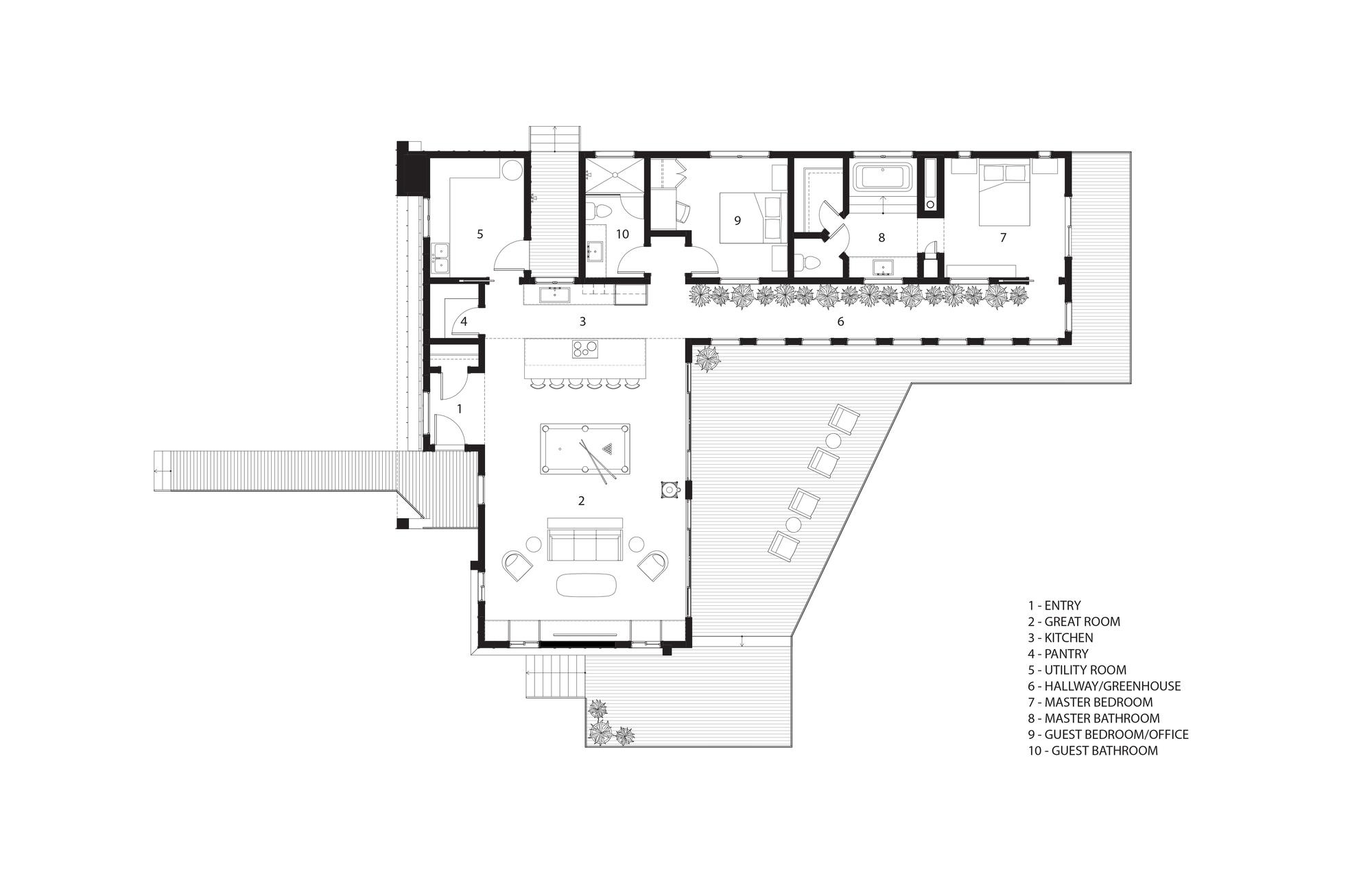 Gallery Of Seal Cove Residence Luno Design Studio 11