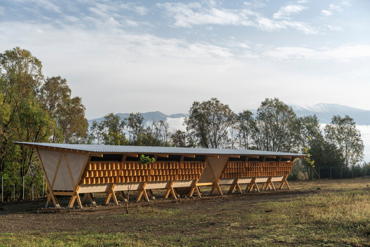 House of Chickens / SO? Architecture and Ideas. Image Alí Taptik