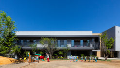 Jardim de Infância EZ / HIBINOSEKKEI + Youji no Shiro + Kids Design Labo